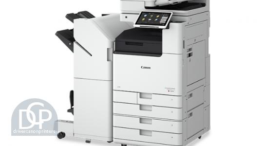 Canon imageRunner ADVANCE DX C3830i Driver Printer Download