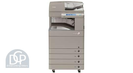 Canon imageRunner ADVANCE C5035 Driver Download