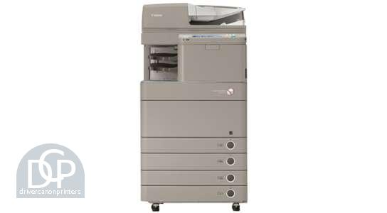 Free Download Canon imageRunner ADVANCE C5045 Driver
