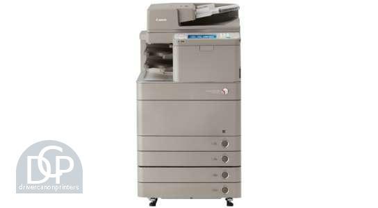 Download Canon imageRunner ADVANCE C5240 Driver Printer