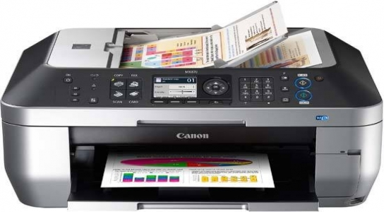 canon mx340 scanner software