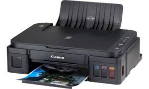 Canon G2500 Driver Printer For Windows, XPS Printer and Mac