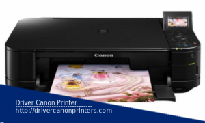 Canon Pixma MG5140 Driver Printer Download