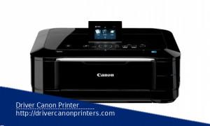Canon Pixma MG8120 Driver Download