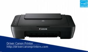 Canon Pixma MG2920 Driver Download
