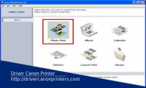 Canon Easy PhotoPrint Editor Ver.1.2.2 For Windows