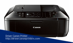 Canon Pixma MX522 Driver Download for Windows