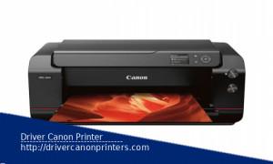 Canon  image PROGRAF Pro 1000 Driver for Windows and Mac