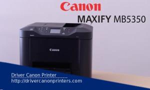 Driver Canon Printer Maxify Series
