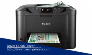 Canon Maxify MB5455 Driver Mac and Windows