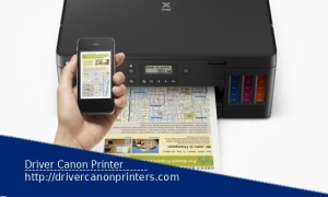 Canon Pixma G5000 Series Full Driver and Software