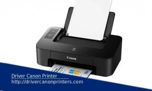 Canon Pixma TS205 Driver Printer For Windows