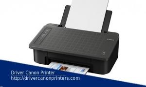 Canon Pixma TS302 Printer Driver For Windows