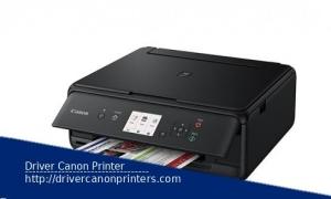 Driver Canon Pixma TS5050 Printer For Windows and Mac
