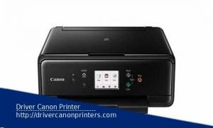 Canon Pixma TS6000 Series Driver for Windows and Mac
