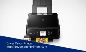Driver Canon TS6120 Printer For Windows
