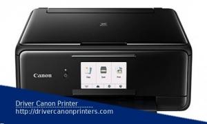 Canon Pixma TS8120 Driver Printer Download