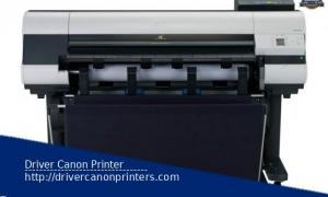 Canon imagePROGRAF iPF840 Drivers Printer