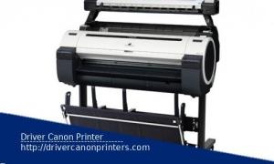 Canon imagePROGRAF iPF770 MFP L36E Printer Drivers
