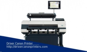 Canon imagePROGRAF iPF815 MFP Drivers Printers