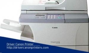 Canon imageCLASS D660 Printer Driver Downloads