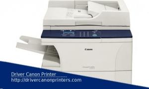 Canon imageCLASS D860 Driver Downloads