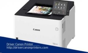 Canon ImageCLASS LBP664Cdw Driver Download