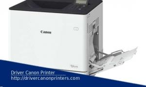 Canon ImageCLASS LBP712Cdn Drivers Downloads
