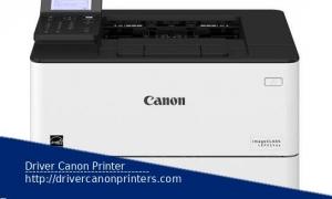 Canon ImageCLASS LBP214dw Drivers Printer