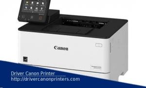 Canon ImageCLASS LBP215dw Drivers Downloads
