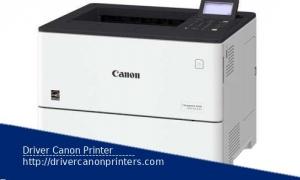 Download Canon ImageCLASS LBP312dn Driver