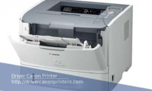 Canon ImageCLASS LBP6650dn Driver Printer Download