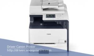 Canon Color ImageCLASS MF624Cw Driver Download