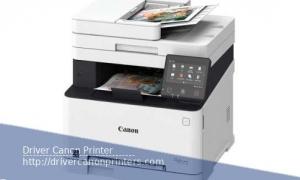 Download Driver Canon ImageCLASS MF632Cdw Printer