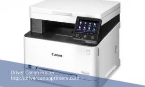 Driver Canon Color ImageCLASS MF641Cw Printer