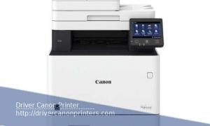 Download Canon ImageCLASS MF741Cdw Driver Printer