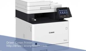 Canon ImageCLASS MF746Cdw Driver Printer Download