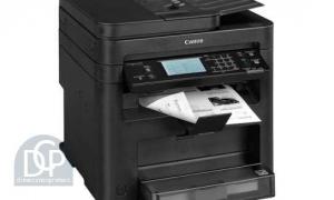 Canon ImageCLASS MF249dw Printer Driver Download