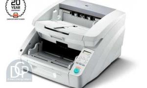Driver Canon imageFORMULA DR-G1130 Scanner