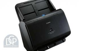 Scanner Canon imageFORMULA DR-C230 Driver