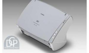 Driver Scanner Canon imageFORMULA DR-C130