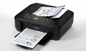 Canon Pixma MX370 Driver Printer For Windows